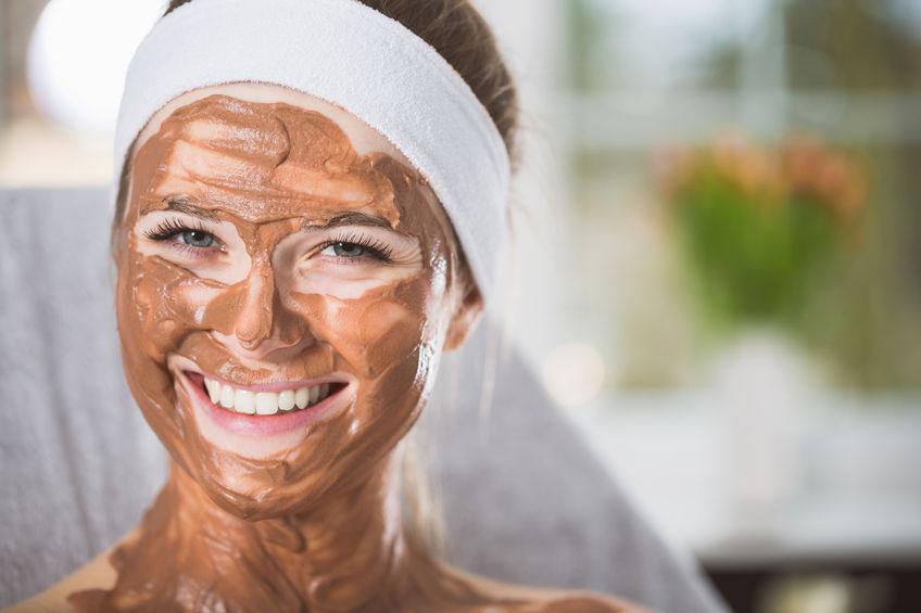 Čokoláda sa dá využiť aj ako maska na tvár