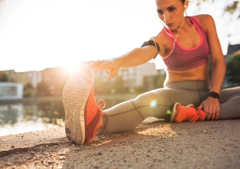 poriadne precvičovanie a opakované cvičenie vám pomôže zbaviť sa nadbytočných kíl po pôrode