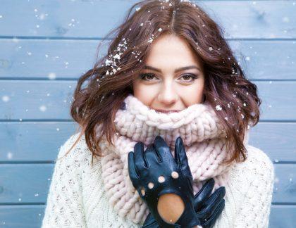 Tipy na zdravú a krásnu pleť v zime