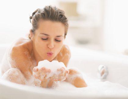 Zdravie prinášajú minerály v kúpeli