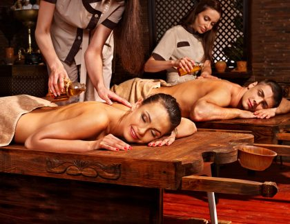 Ajurvédska masáž
