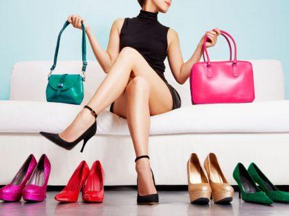 Nákup kabeliek a topánok