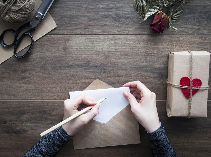 List pre maminu na deň matiek