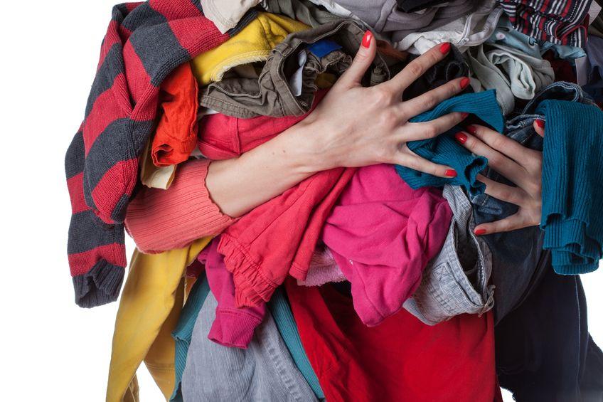 Oblečenie zo secondhandu