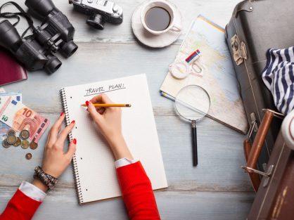 Cestovný zoznam vecí ktoré treba vziať na dovolenku