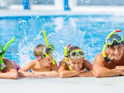 Deti na kúpalisku - Kúpaliská na slovensku - Wellness magazín