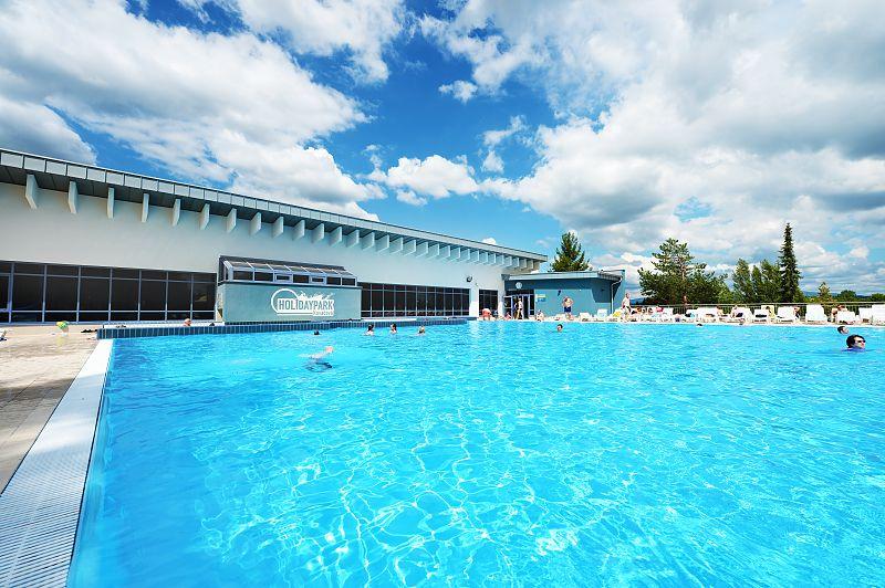 Kúpalisko Holidaypark Kováčová - Wellness Magazín