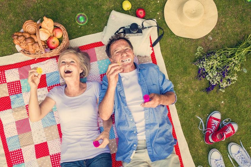Letný piknik na lúke - Wellness Magazín