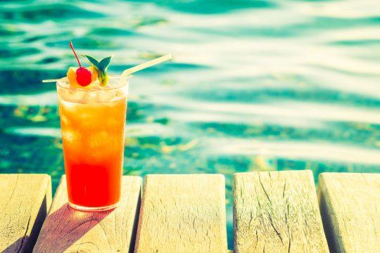 Ovocný drink - Wellness Magazín