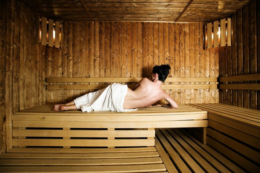 Sauna - Wellness Hotel Patince