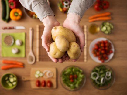 Recepty zo zemiakov - Wellness Magazín