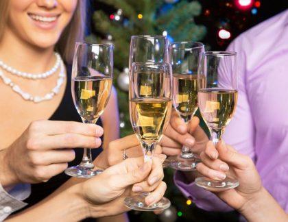 Silvestrovská oslava - Wellness Magazín