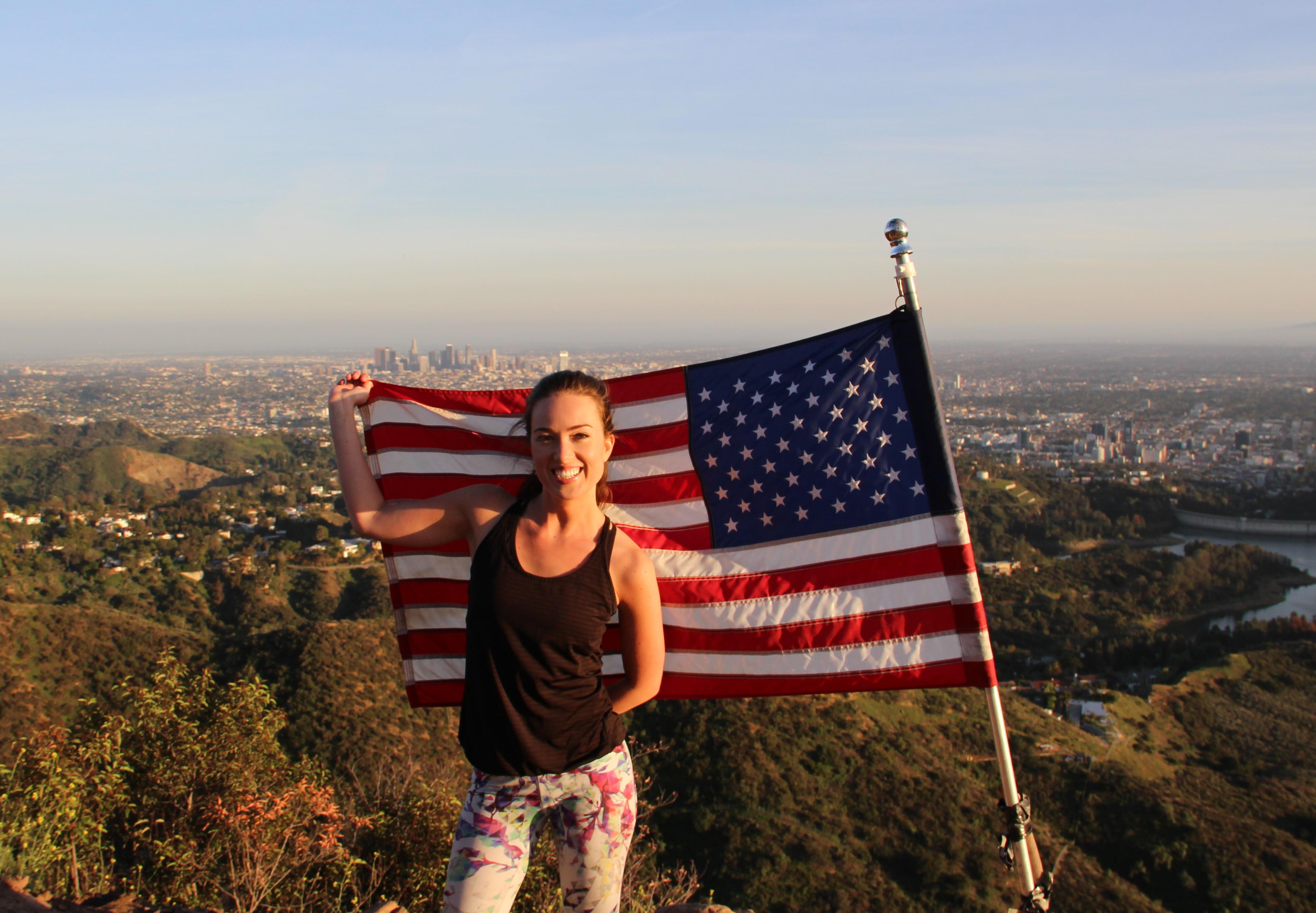 Mária Segeňová v USA - Wellness Magazín
