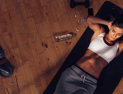 najčastejšie chyby pri cvičení