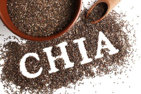 Text chia -zdravé semienka - Wellness Magazín