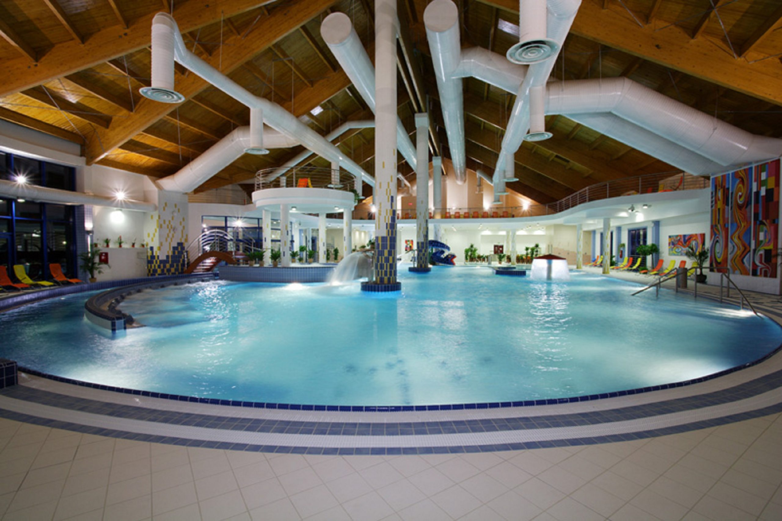 bazén Wellness Hotel Patince