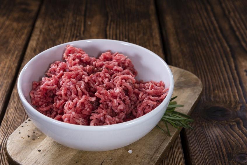 Mleté hovädzie mäso na domáci hamburger - Wellness Magazín
