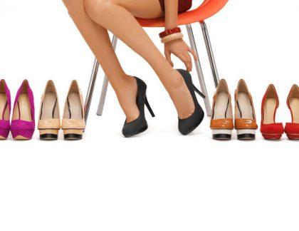 Topánky definujú vašu osobnosť