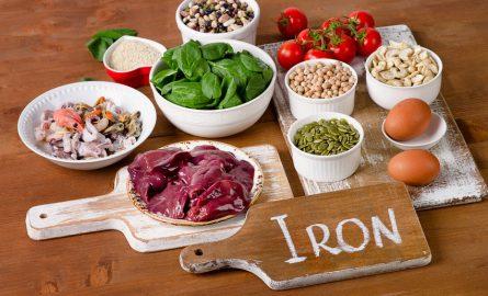 Príznaky, ktorými Vám telo naznačuje nedostatok železa