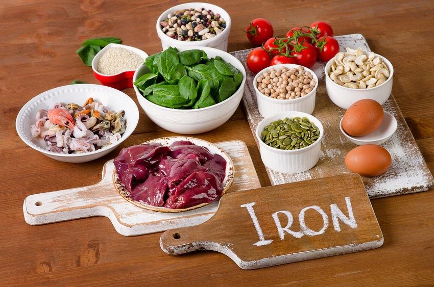 Príznaky ktorými Vám telo naznačuje nedostatok železa
