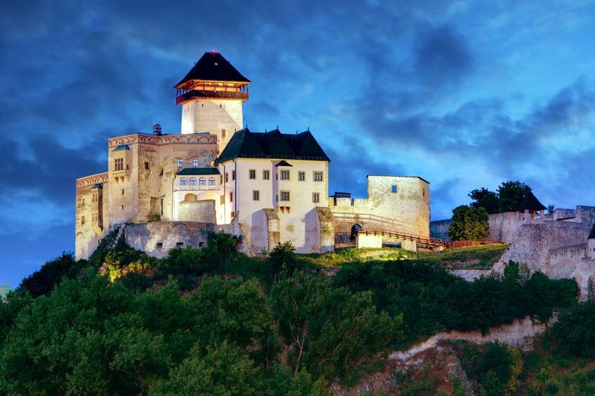 Trenciansky hrad