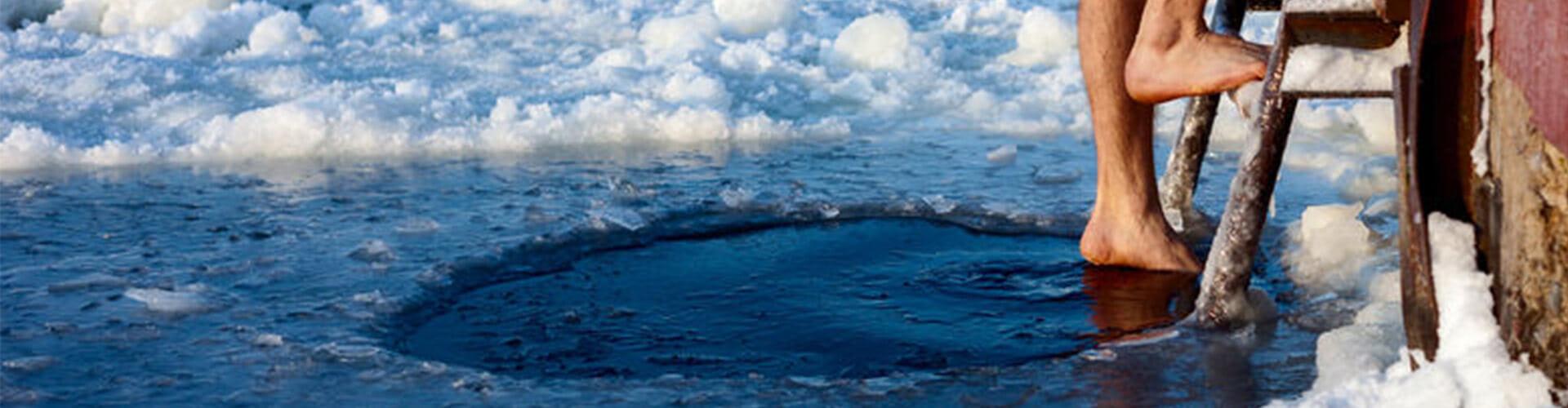 otužovanie v ľadovej vode benefity