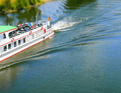 plavba po Dunaji