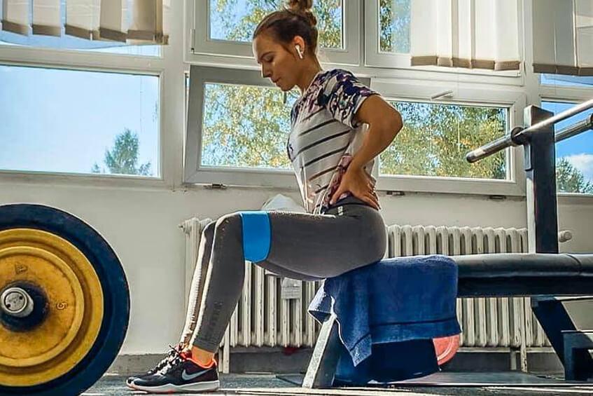 zdravý životný štýl cvičenie