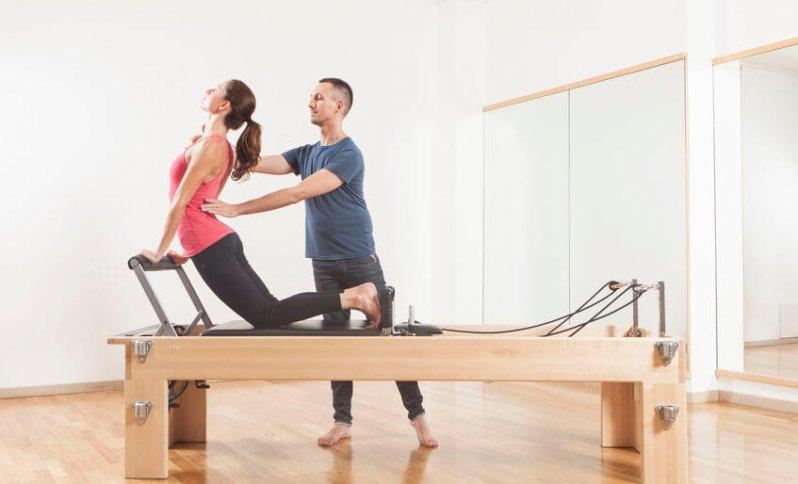Obnovte telo aj myseľ s pilates