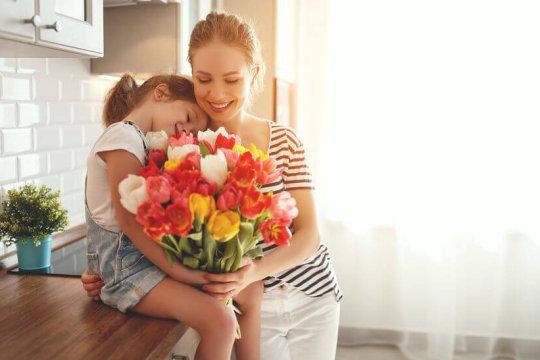 Tipy na originálne kytice ku Dňu matiek