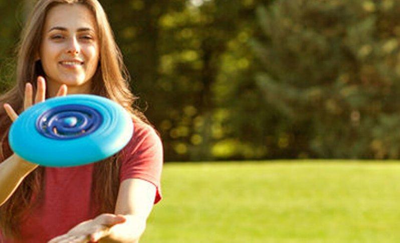 frisbee je nielen zábavka, ale aj šport