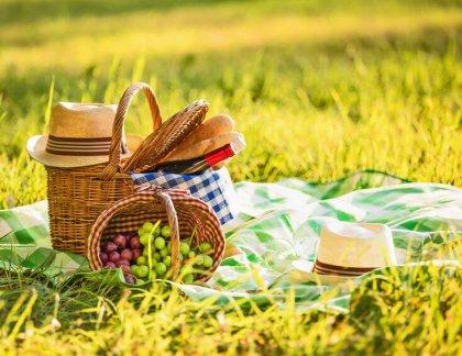 Chuťovky na piknik. Pripravte si týchto 7 chutných snackov