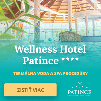 Wellness Hotel Patince banner
