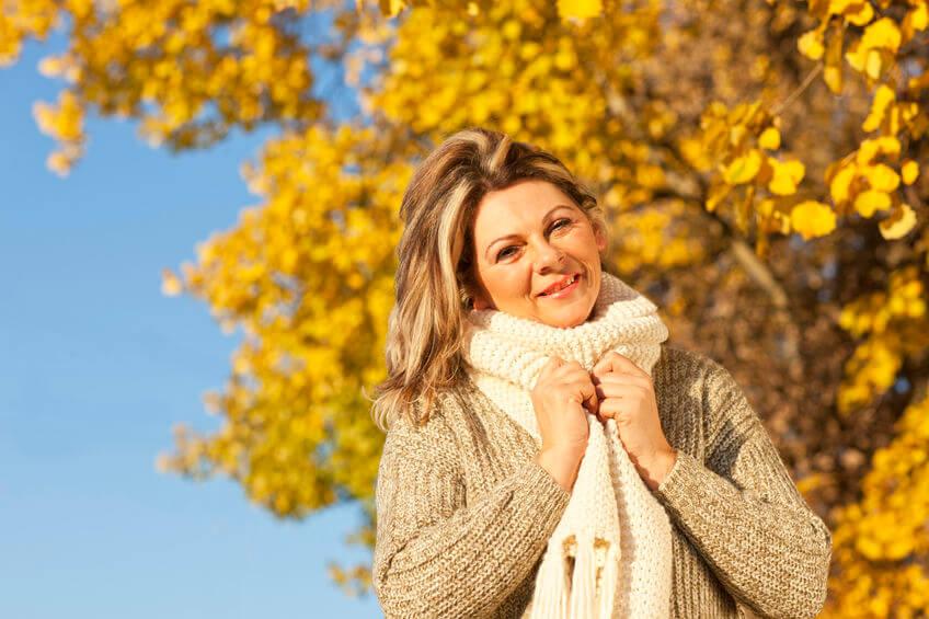Myslite aj po období menopauzy na seba a potešenie zo života.