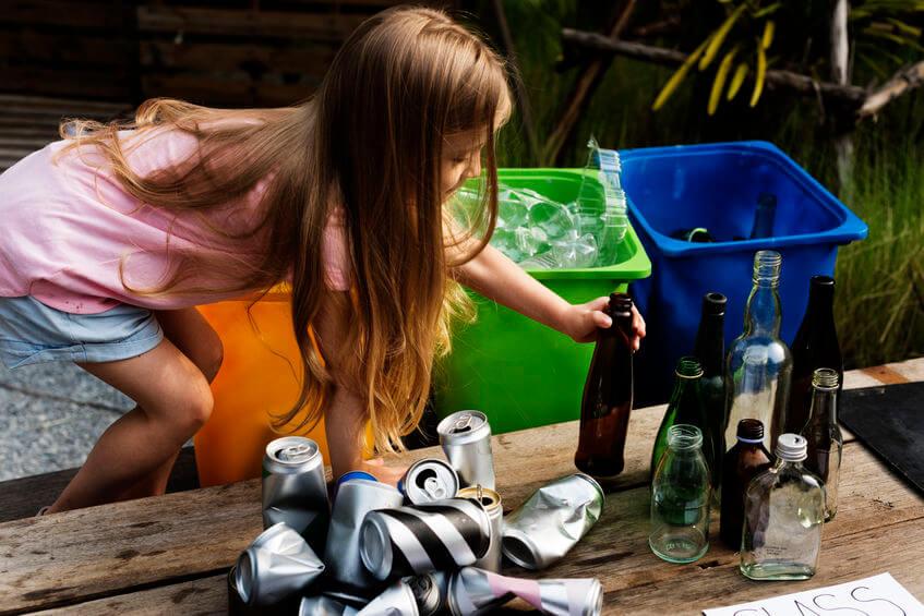 Ako recyklovať odpad.