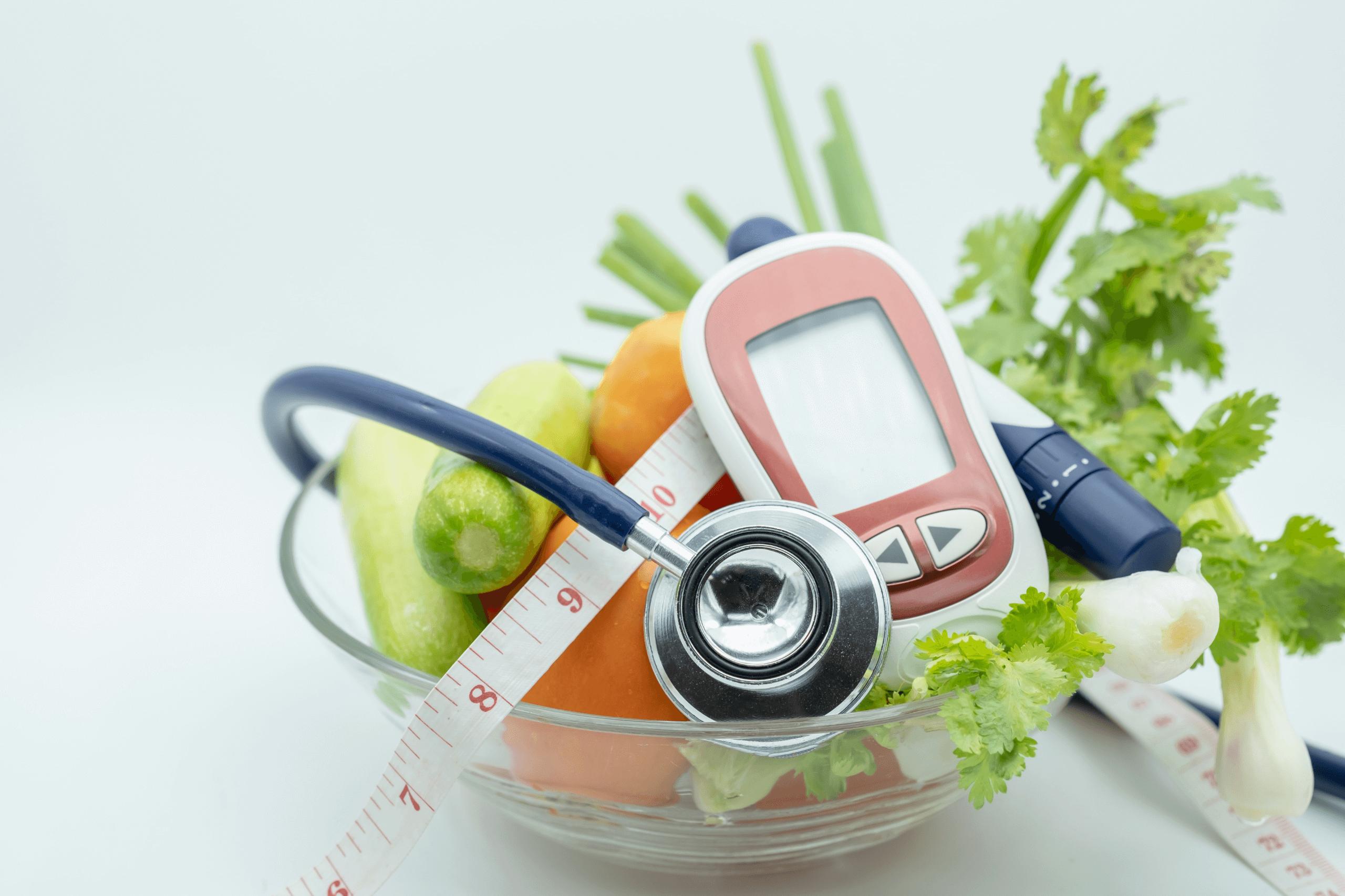 Zdravé jedlo počas cukrovky