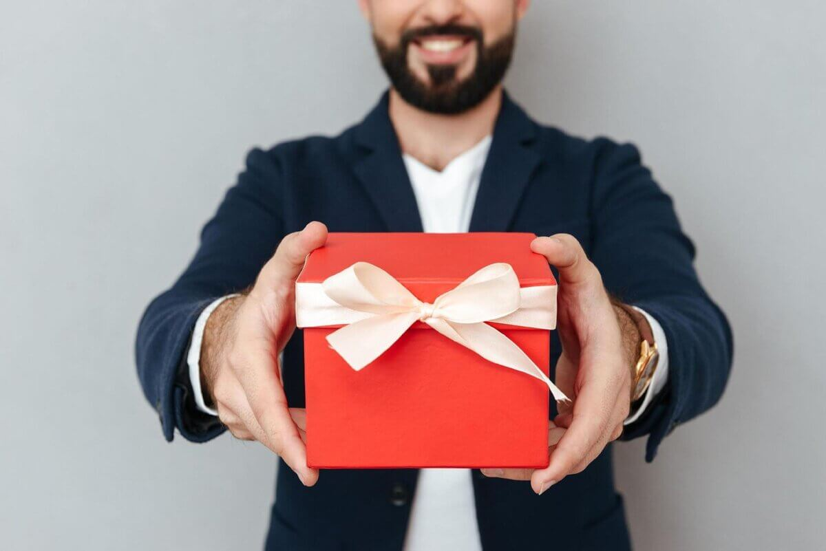 Darček od muža