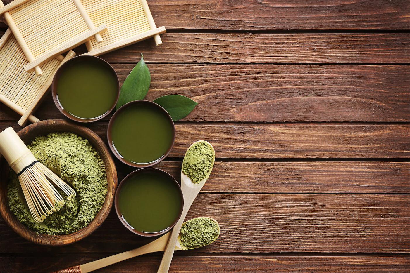 zelený jačmeň účinky