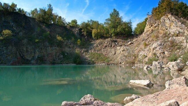 Tipy na výlet na východnom Slovensku - Jazero Beňatina