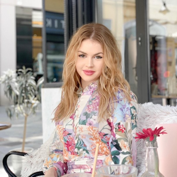 Fashion & beauty blogerka Karin Kuchárová.