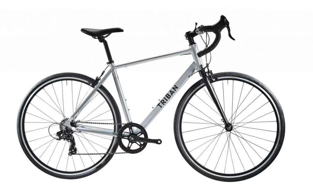 Cestný bicykel od www.decathlon.sk