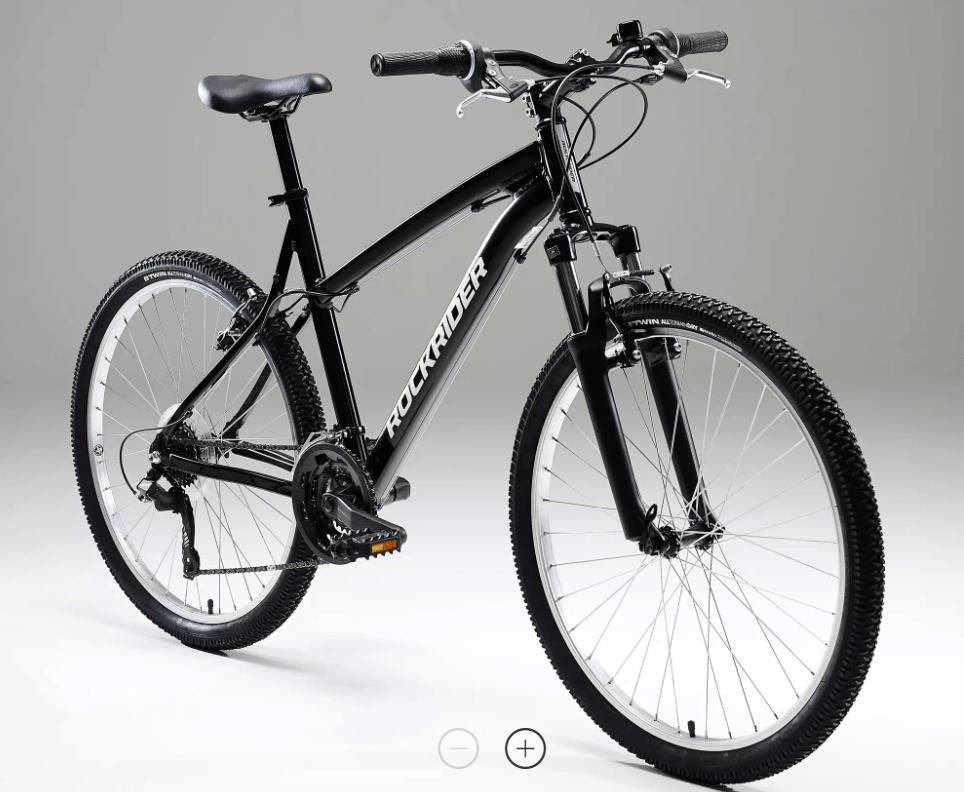 Horský bicykel od www.decathlon.sk