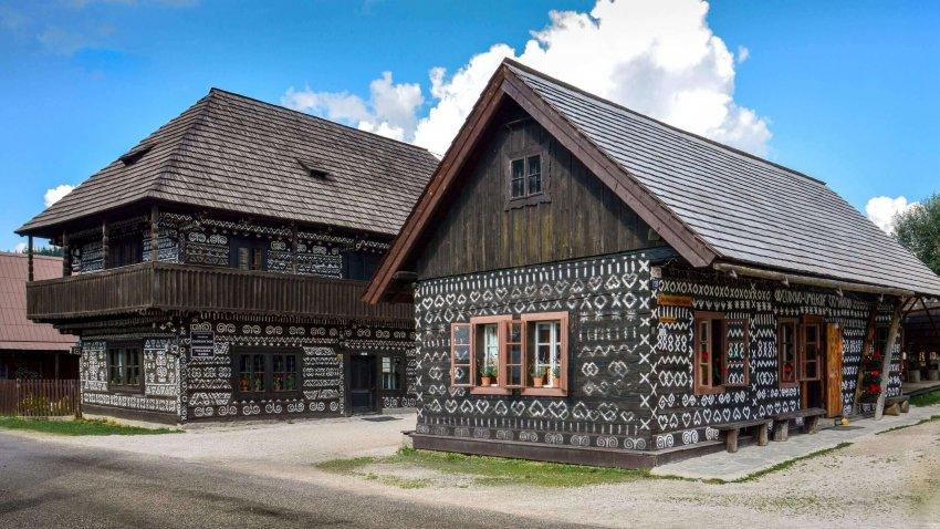 Kam na výlet po Slovensku. Tipy na výlet s deťmi. Čičmany