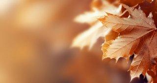 počasie na jeseň