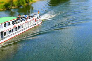 Výletné plavby loďou v čarokrásnej Podunajskej nížine